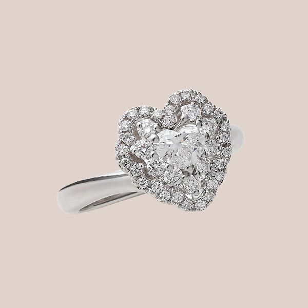 Anello fidanzamento diamanti 03 | I Will I Do Crivelli Collezione Sposa