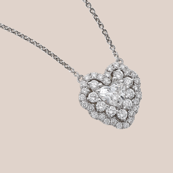 Pendente diamanti 03 | I Will I Do Crivelli Collezione Sposa