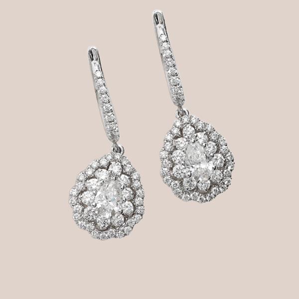 Orecchini diamanti 02 | I Will I Do Crivelli Collezione Sposa