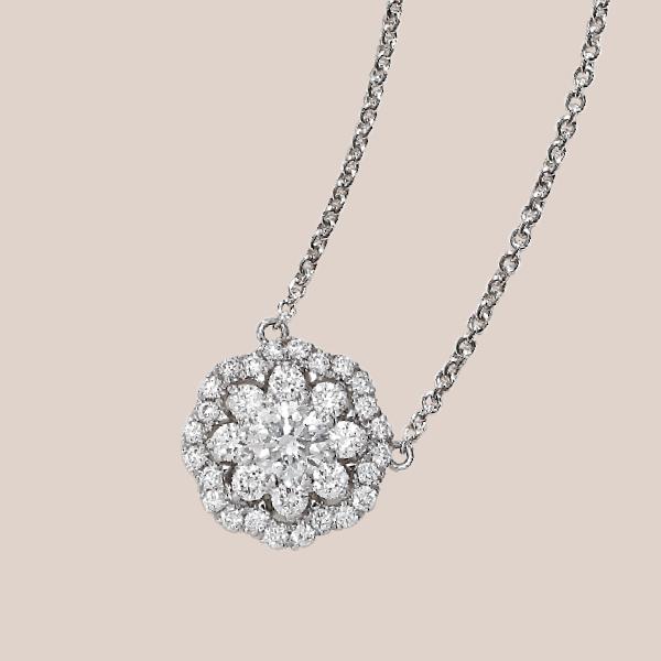 Pendente diamanti 01 | I Will I Do Crivelli Collezione Sposa