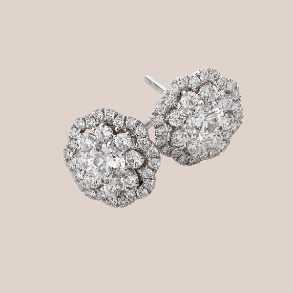Orecchini diamanti 01 | I Will I Do Crivelli Collezione Sposa
